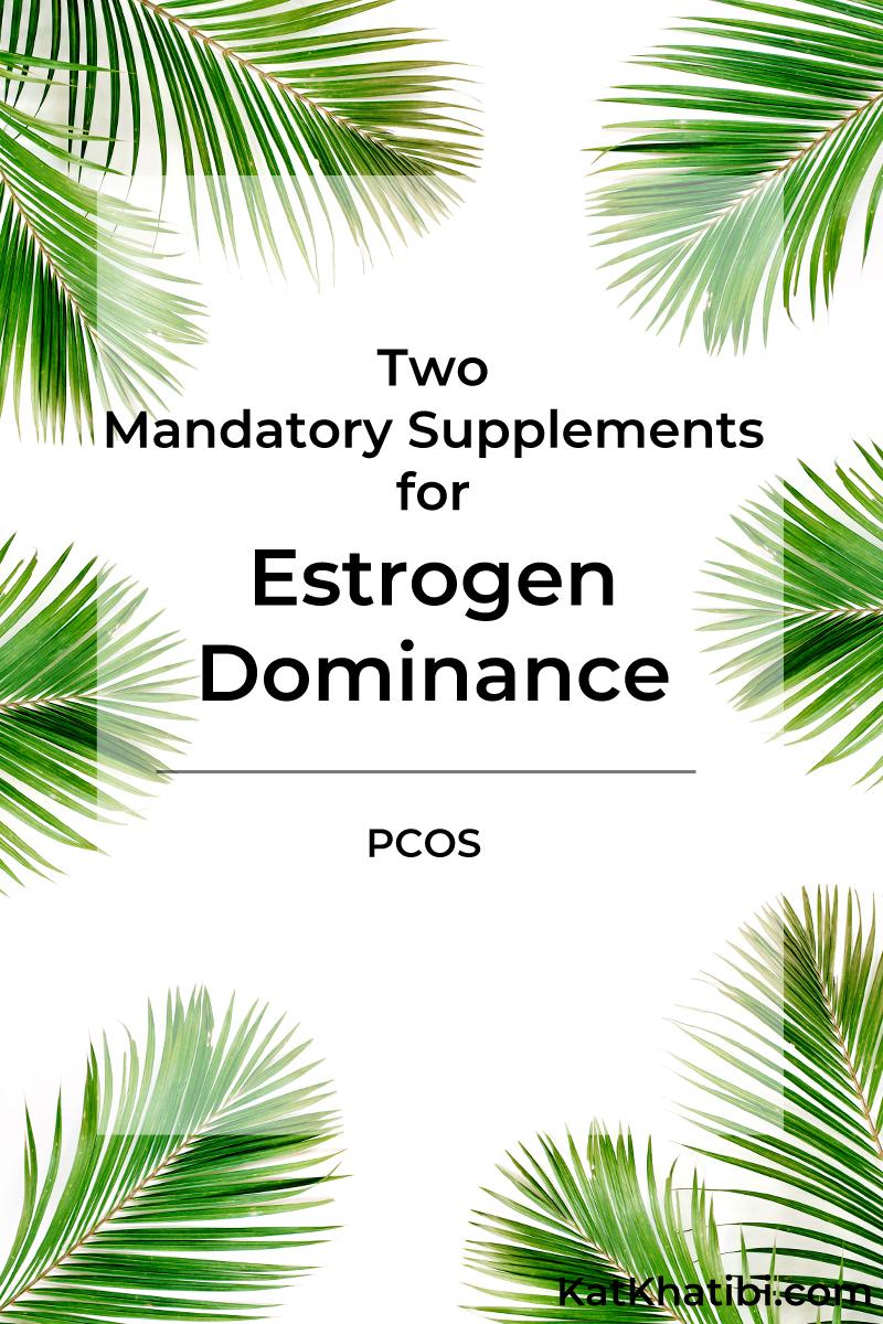 Signs You Have Estrogen Dominance - Healthful Gypsy - by Kat